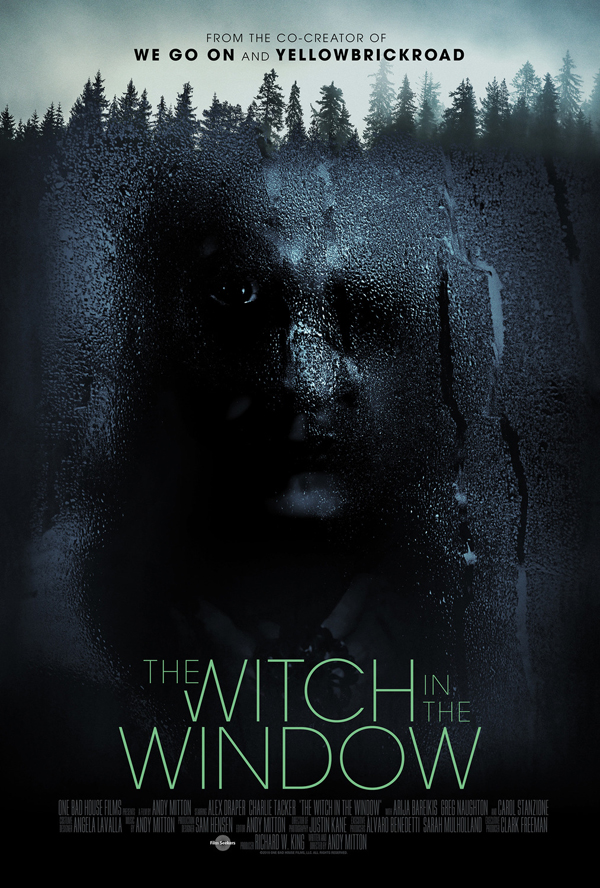 The Witch in the Window - Poster