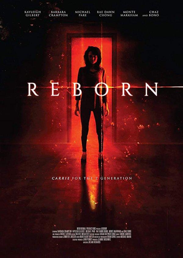 Reborn - Poster