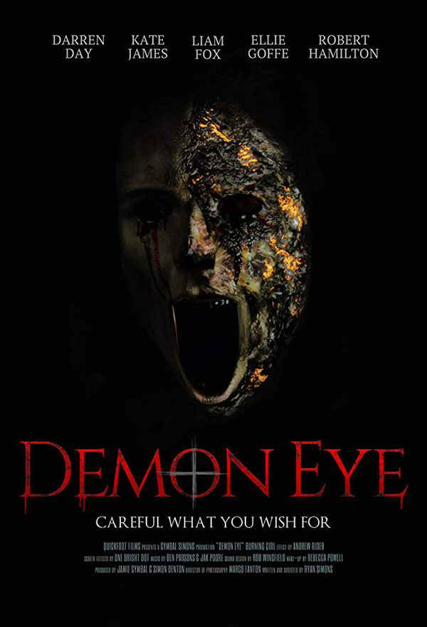 Demon Eye - Poster