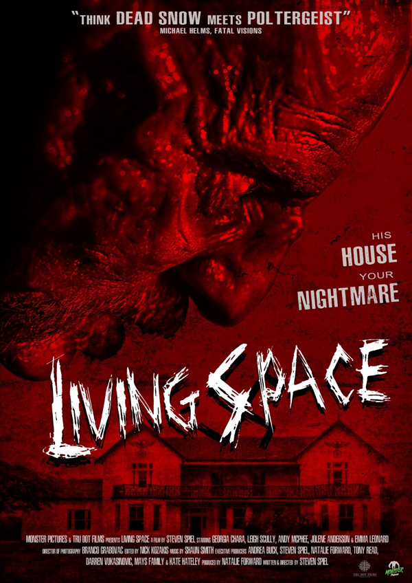 Living Space - Poster