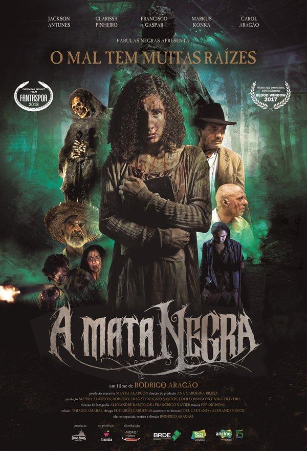 A Mata Negra - Poster