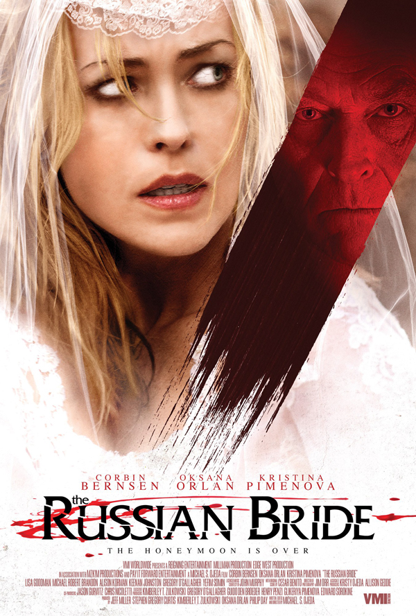 The Russian Bride - Poster