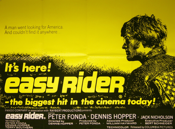 Easy Rider - Poster