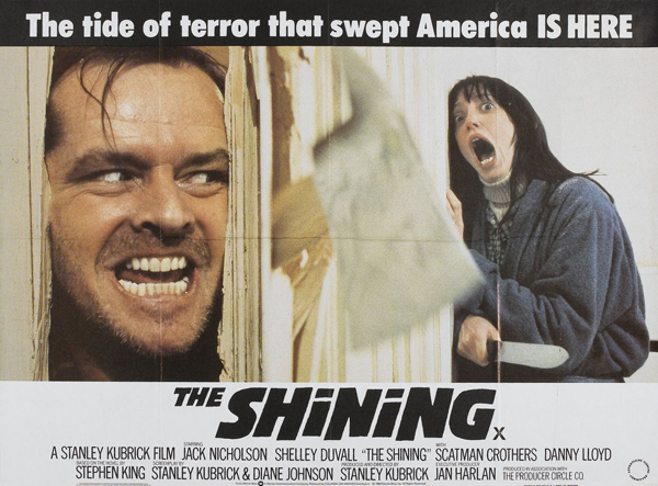 The Shinning - Poster