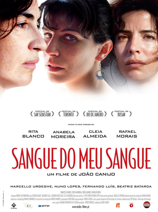 Sangue Do Meu Sangue - Poster