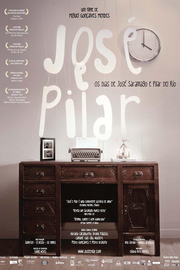José e Pilar - Poster