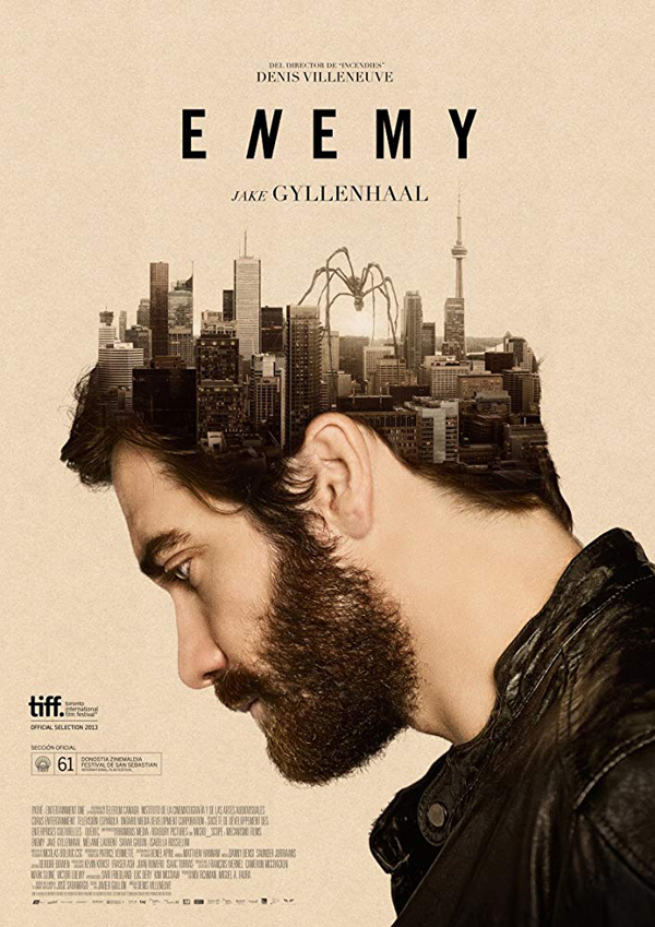 Enemy - Poster