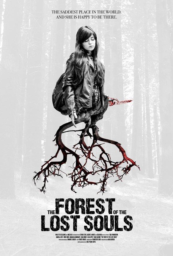 A Floresta Das Almas Perdidas - Poster