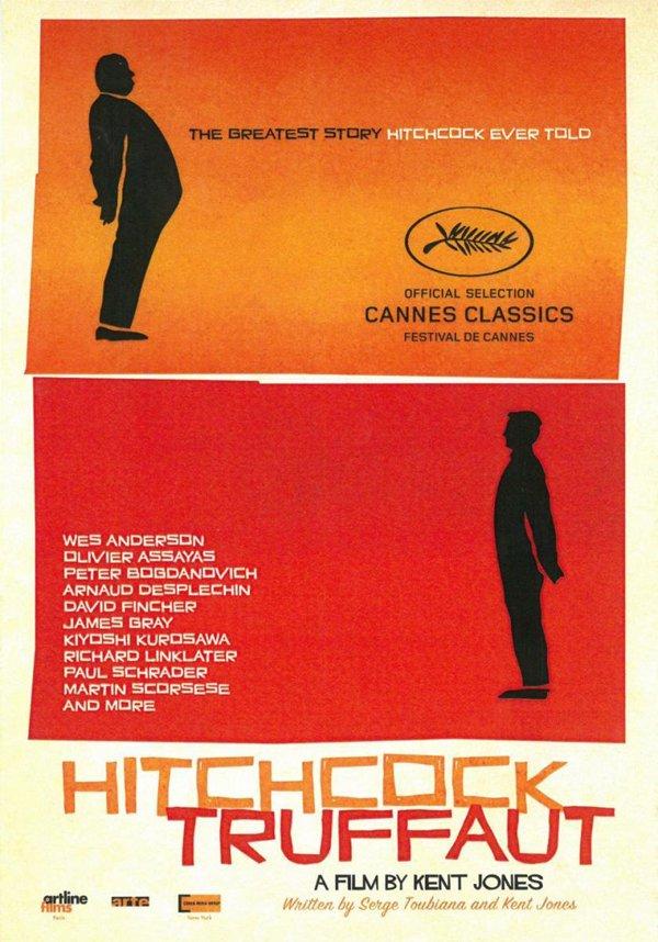 Hitchcock / Truffaut - Poster