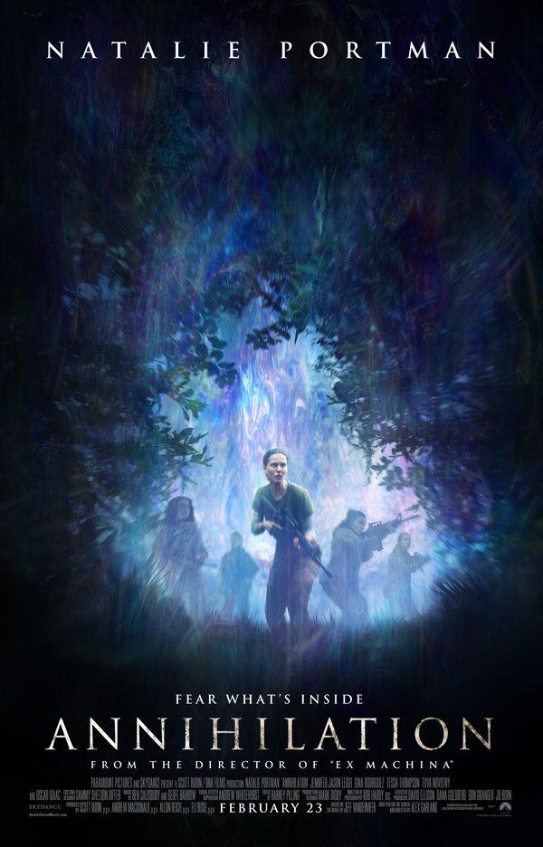 Annihilation - Poster