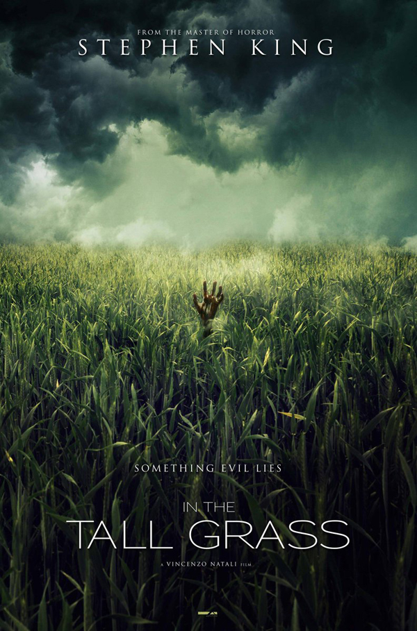 In The Tall Grass - Poster
