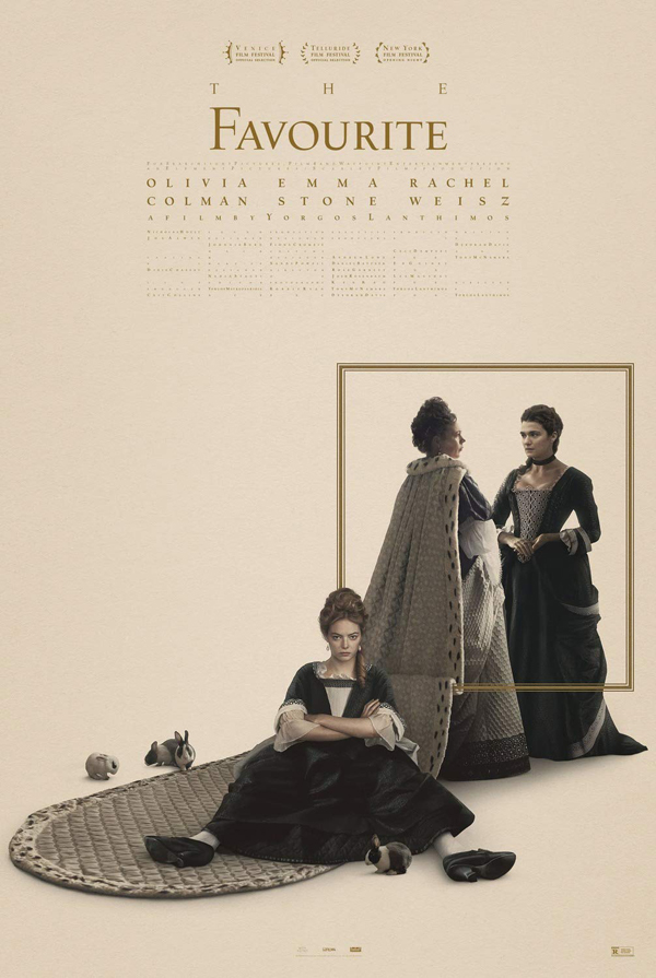 The Favourite - Poster