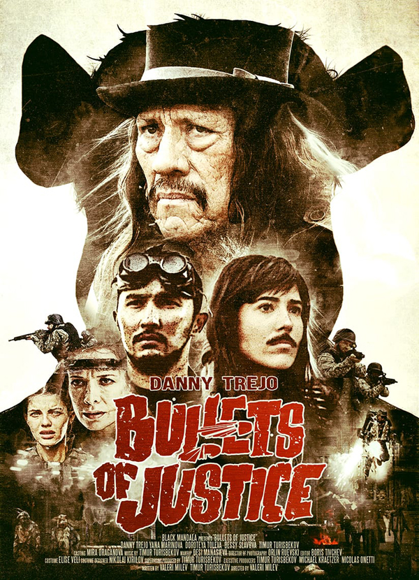 Bullets of Justice - Poster