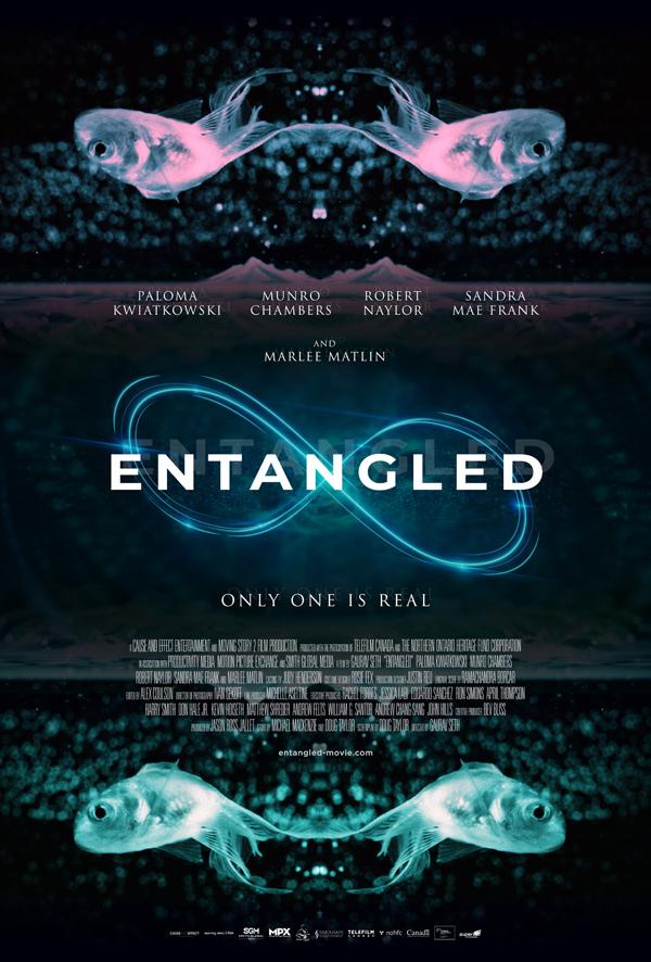 Entangled - Poster