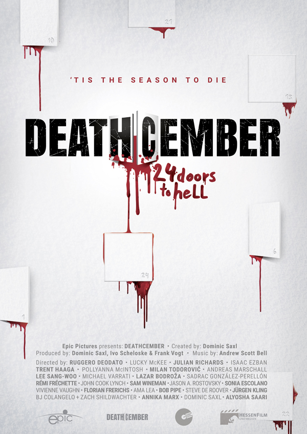Deathcember - Poster