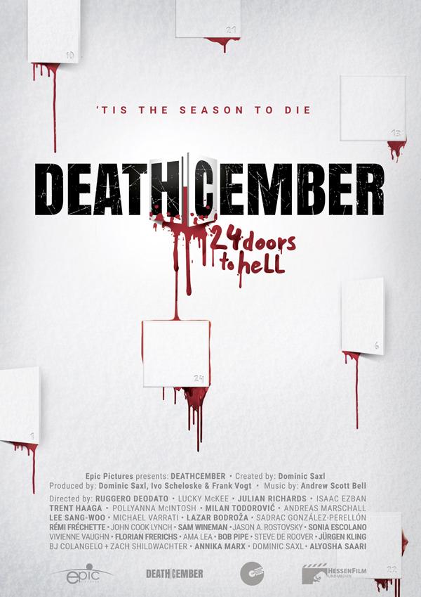 Deathcember - Poster