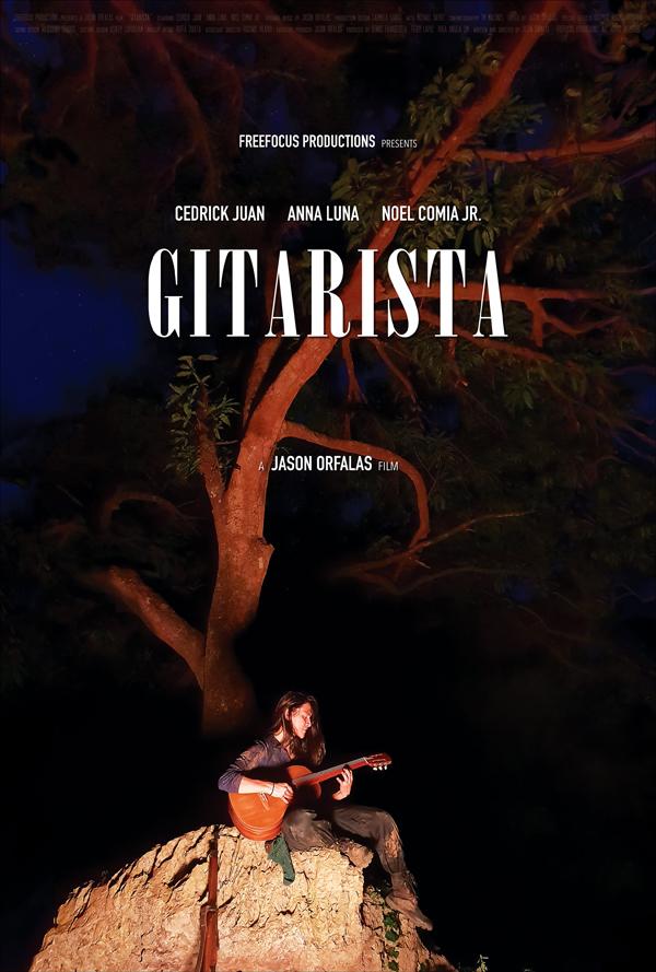 Guitarist - Poster