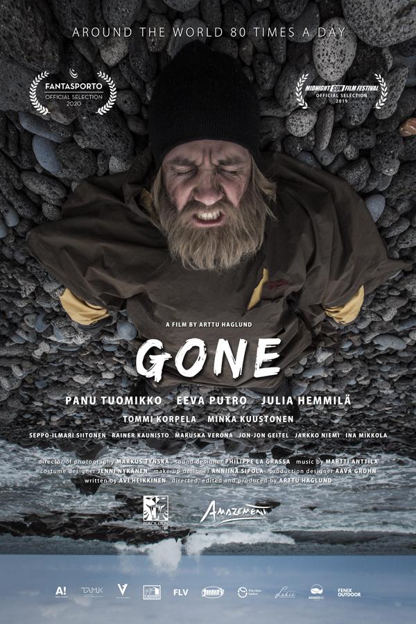 Gone - Poster