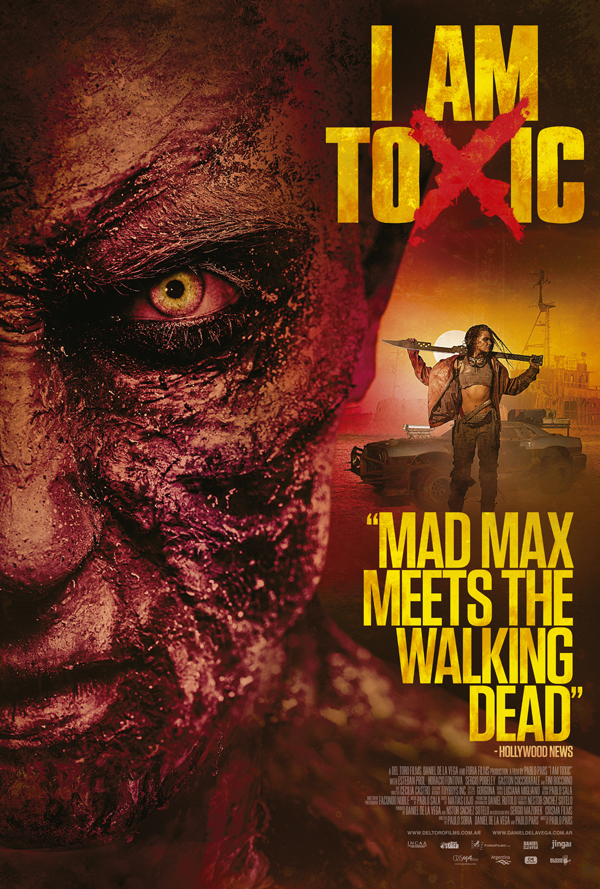 I Am Toxic - Poster