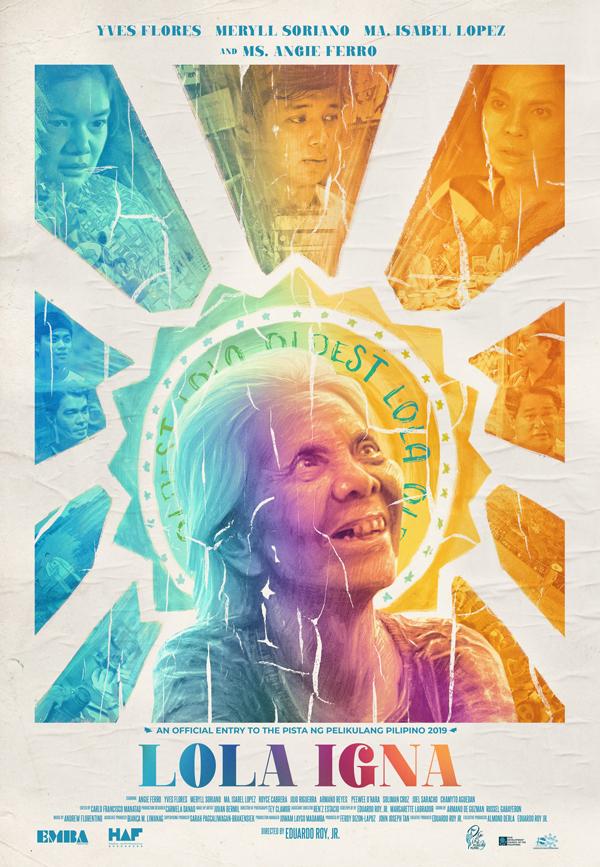 Lola Igna - Poster