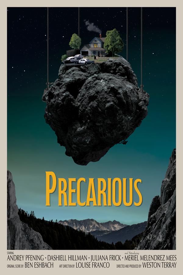 Precarious - Poster