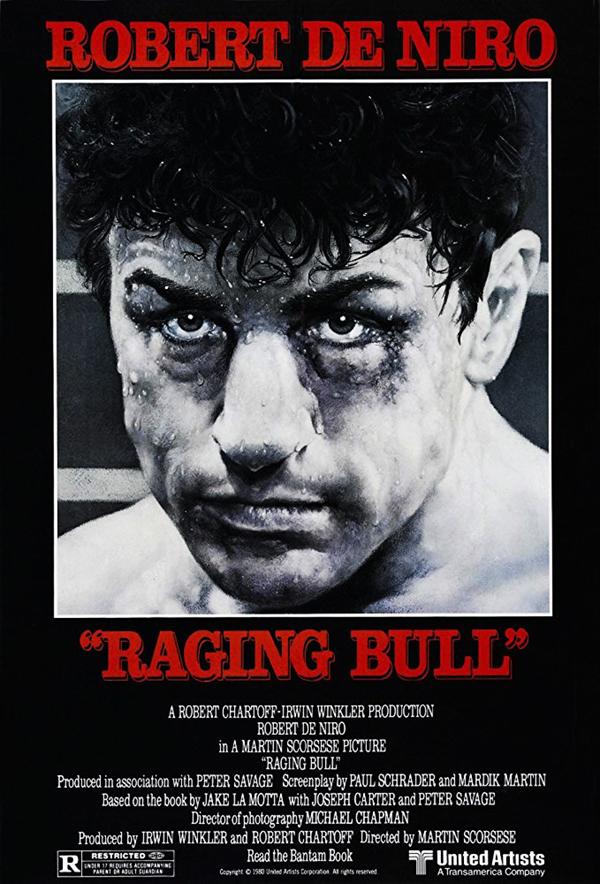 Raging Bull - Poster