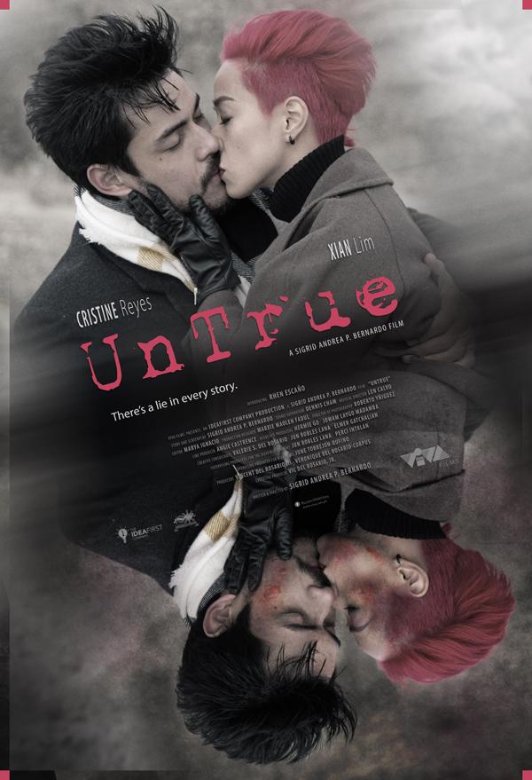 Untrue - Poster