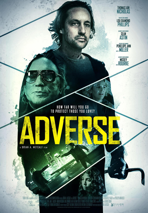 Adverse - Poster