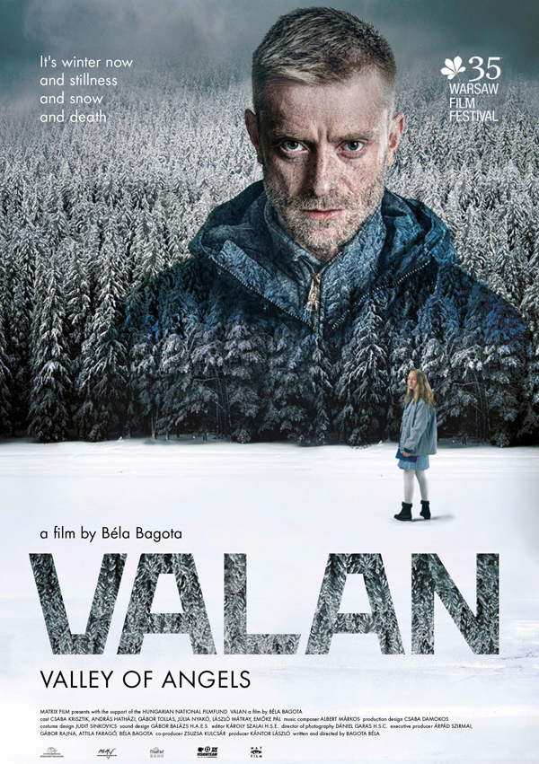 Valan-Valley of the Angels - Poster